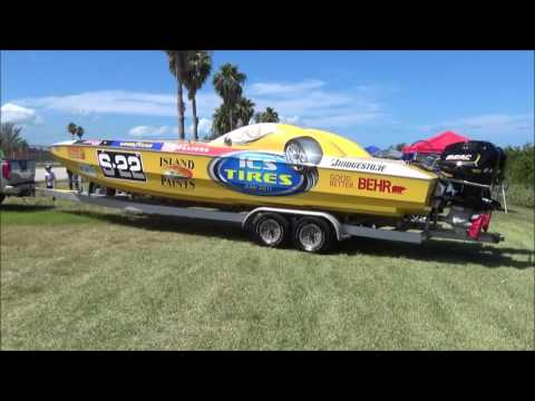 Bermuda Around the Island Powerboat Race 2016