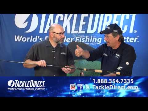 St  Croix Avid X Rods At TackleDirect