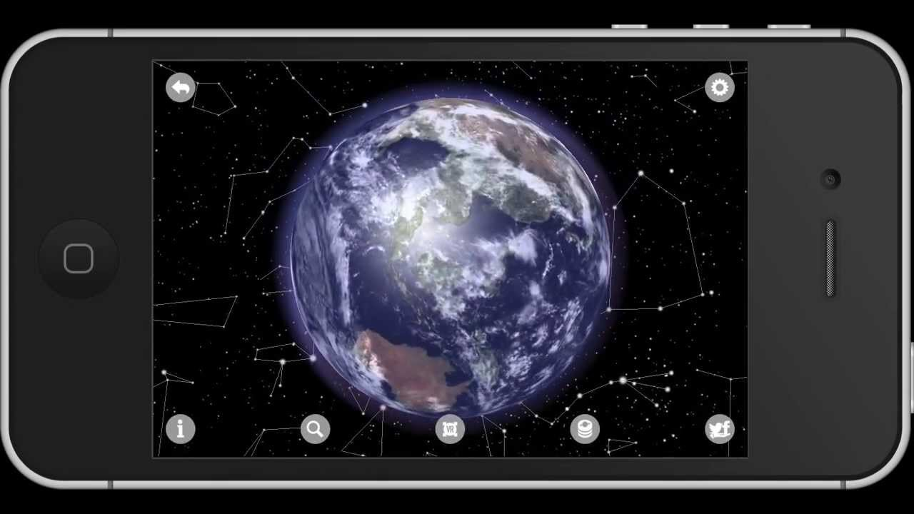Adding Earth's atmosphere to the Exoplanet App. - YouTube