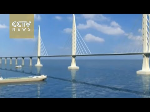 HK-Zhuhai-Macao Bridge shortens trip, makes closer ties