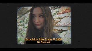 Efek i Love U 3000 Dengan Kearifan Lokal