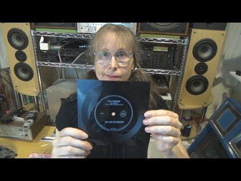 Fran's Public Domain: The Flexi Disc