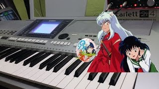"Inuyasha Piano & Bass Cover ""Beatiful Memories"""