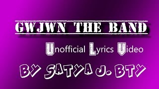 Your Love (Unofficial Bodo Song Lyrics Video) - Gwjwn Band (Demo)