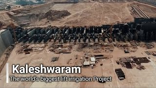 India is building the world's biggest lift irrigation project