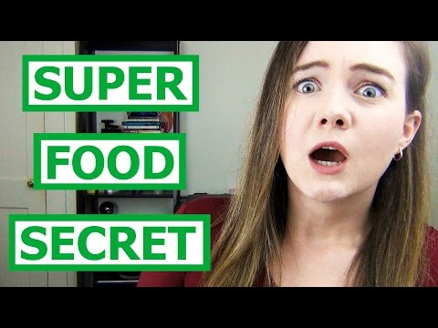 The Shocking Secret About Superfoods
