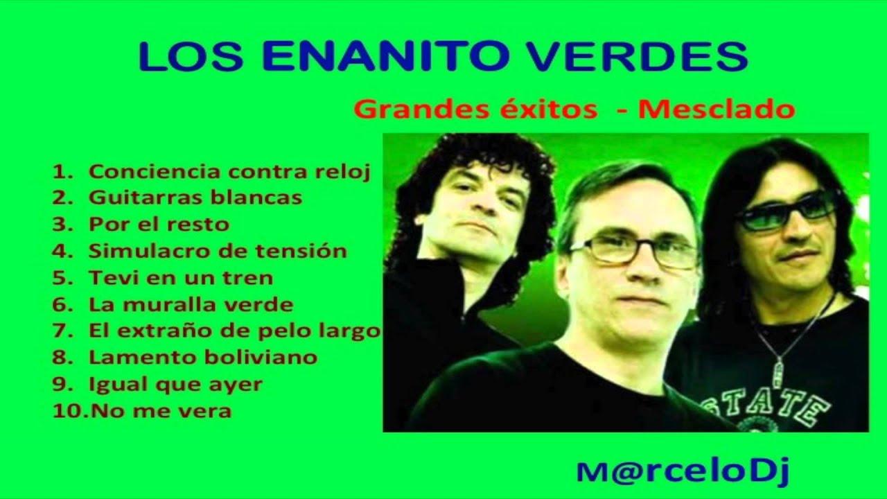 Los Enanitos Verdes Grandes Exitos Mix Youtube