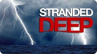 Video de ¡LA NUEVA DEVASTADORA TORMENTA! | Stranded Deep #35