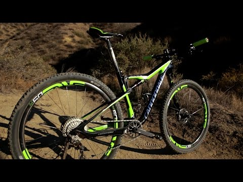 First Ride 2017 Cannondale Scalpel Si - Mountain Bike Action Magazine