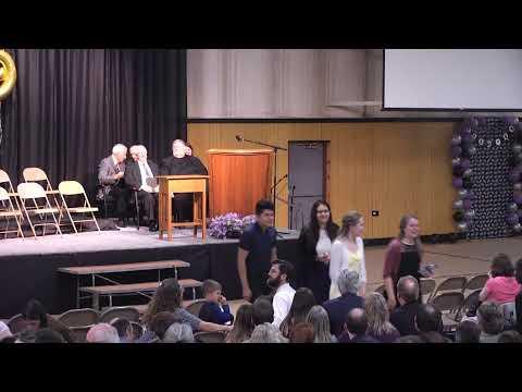 Maplewood Academy Graduation 2019 - Commencement