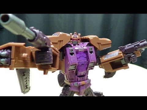 Warbotron AIR BURST (Blast Off): EmGo's Transformers Reviews N' Stuff