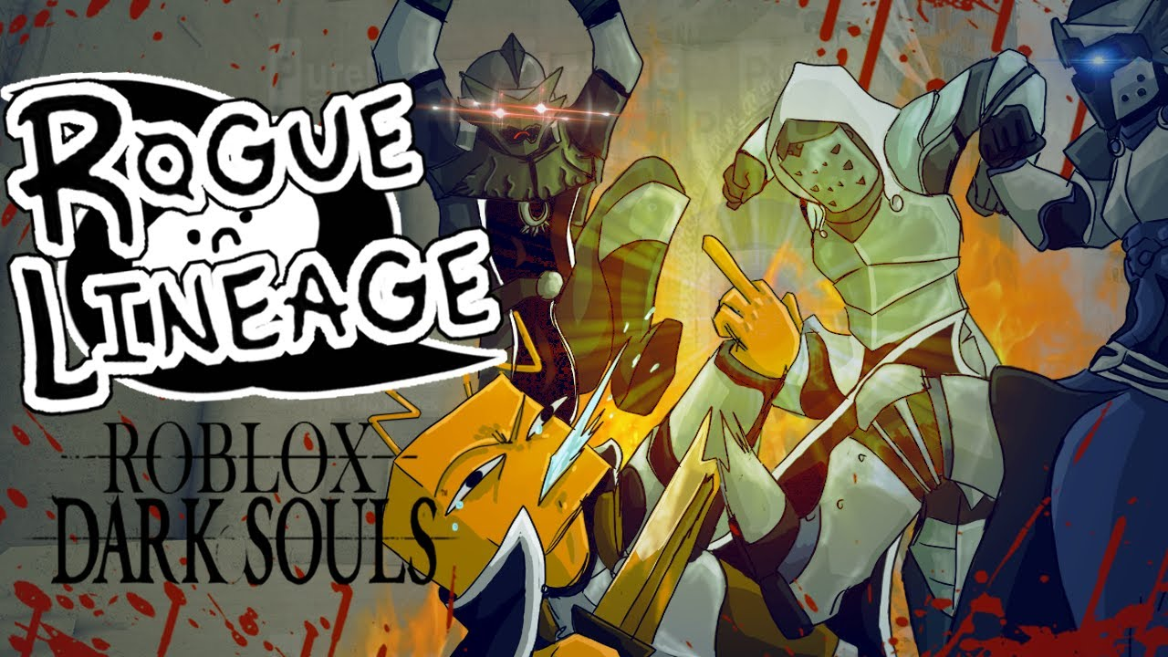 Roblox Rogue Lineage At Least Dark Souls Has A Tutorial Youtube
