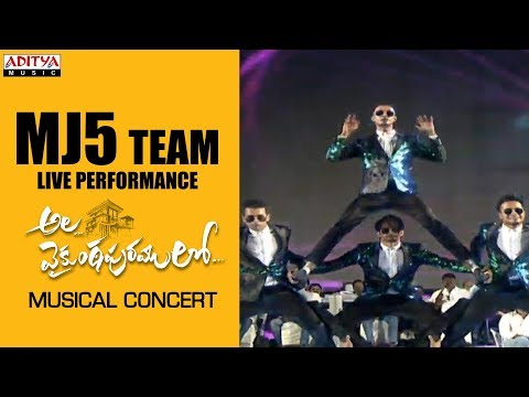 mj5-team-live-performance-@-ala-vaikunthapurramuloo-musical-concert
