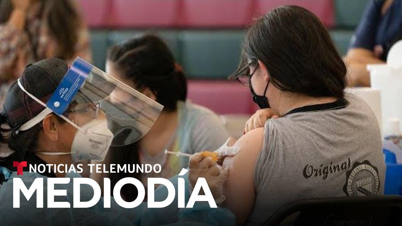 Download Noticias Telemundo Mediodía, 22 de junio de 2021 | Noticias Telemundo