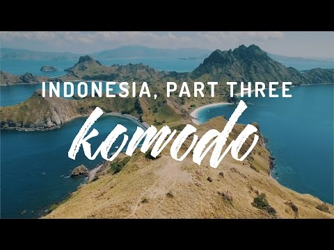 Indonesia, Part Three – Komodo, Flores