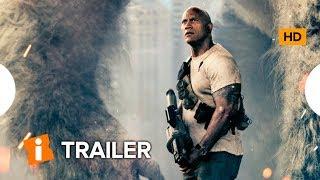 Rampage - Destruição Total   Trailer Legendado