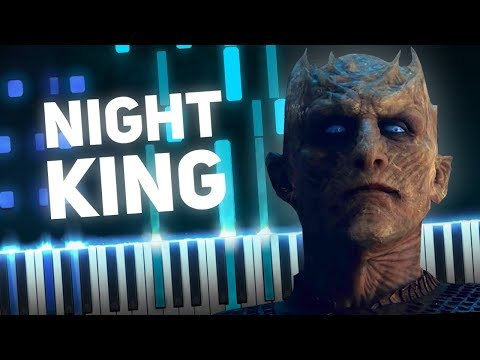 THE NIGHT KING - Game of Thrones (Piano Tutorial) thumbnail