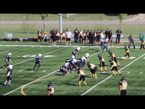 Week 1 Warriors vs Bobcats 40