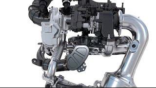Ingenium Engine: Exhaust Gas Recirculation