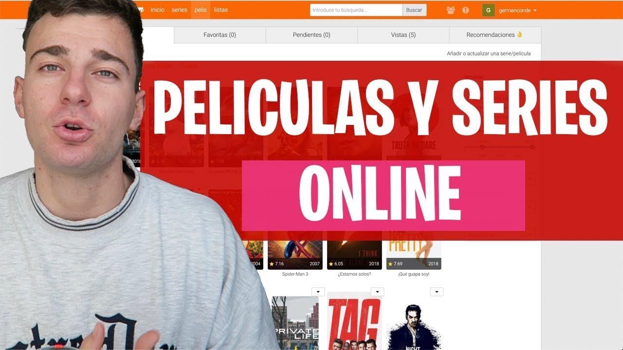 Mejor Página Para Ver Películas Y Series Online Completas 2019 Youtube