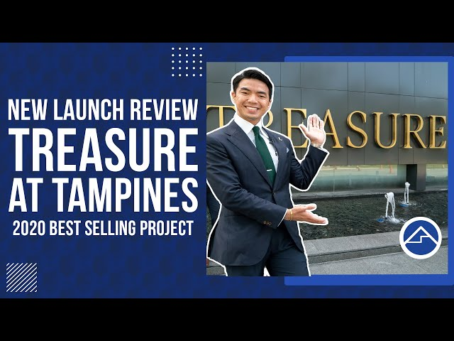 Treasure At Tampines [2020 Best Selling Project] | BlkBuster Ep 5 - Part 1