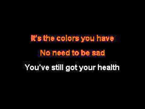 Grouplove Colours Karaoke