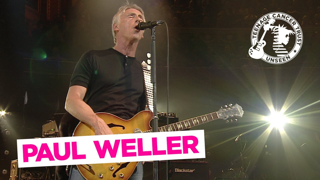 Changing Man - Paul Weller Live
