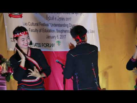 Laos dance 2017 souphanouvong