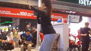 Video sambalado-Nurul & Awek indonesia feat redeem buskers,ah ah download MP3, 3GP, MP4, WEBM, AVI, FLV Desember 2017