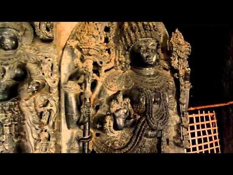 Hoysala Empire.Halebidu,Karnataka. mp4