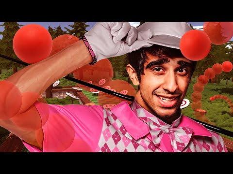 MINI GOLF WITH BOUNCING BALLS?! - GOLF WITH FRIENDS