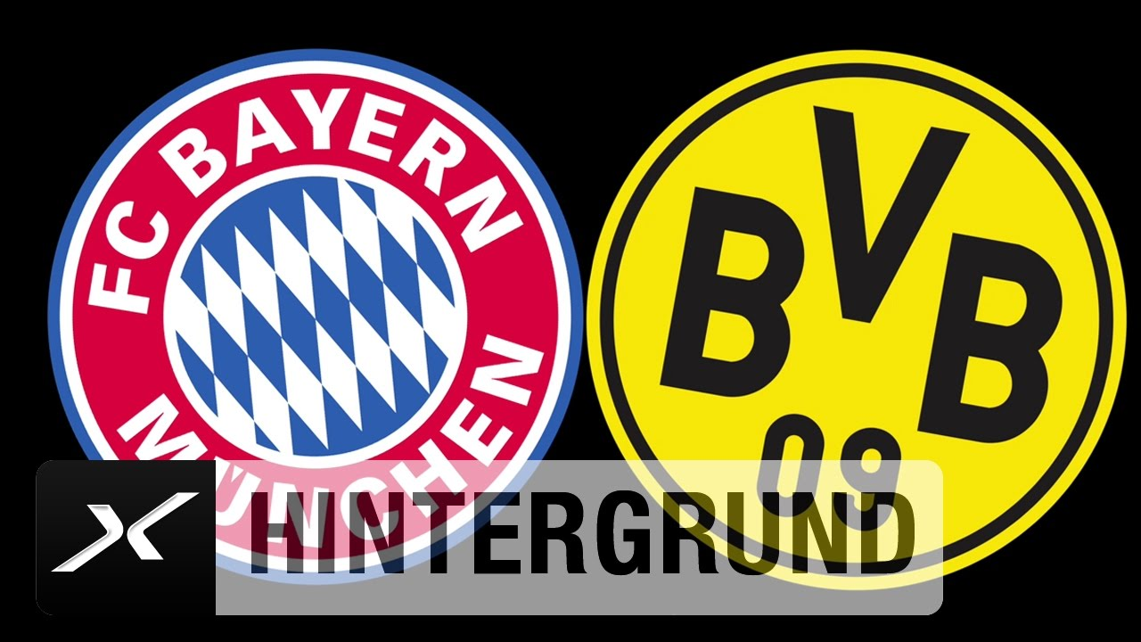 Fc Bayern München Gegen Borussia Dortmund Die Fünf Besten Duelle Youtube