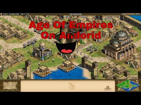Age of empires on Android