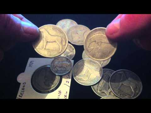 Irish Silver Coins