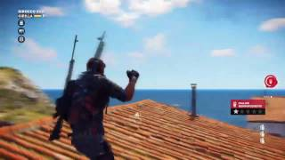Just Cause 3 on crack