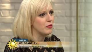Cissi Wallin: Så är det att ha adhd  - Nyhetsmorgon (TV4)
