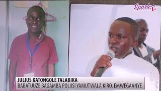Eyabadde ayogera ku ky'okugaana ekivvulu kya Bobi Wine talabika thumbnail