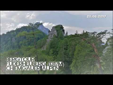 Bergtour Fuderheuberg (1317m) - Chiemgauer Alpen