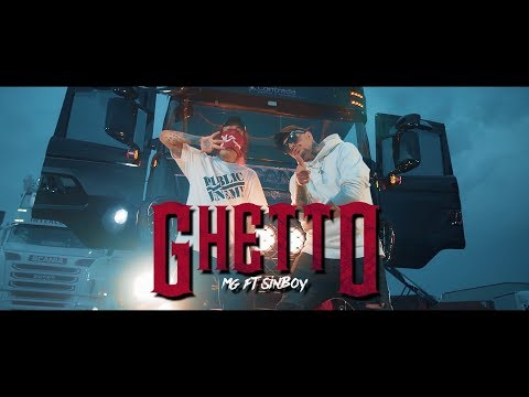 MG ft Sin Boy - GHETTO  (Official Music Video) Prod. Gosei