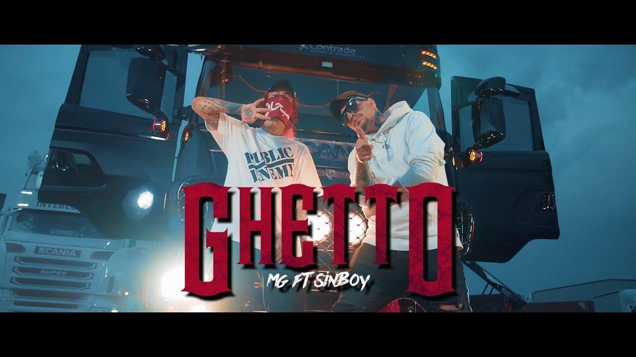 Sin Boy: GHETTO (Official Music Video) Prod. Gosei