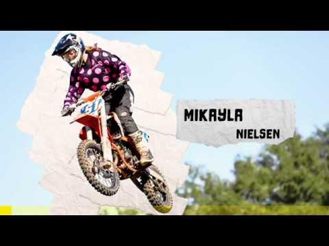 Team Dunlop 2020 Mikayla Nielsen