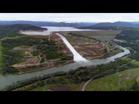 Oroville Spillways Fast Facts