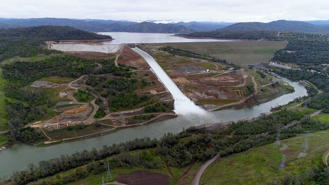 Repairing A Catastrophic Failure: The Oroville Dam Update