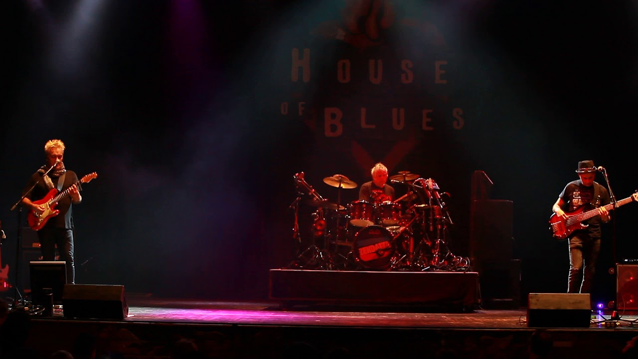 Zendatta Man in a Suitcase House of Blues, June 19, 2018