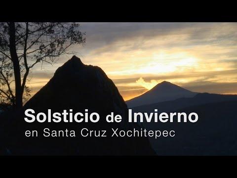 Solsticio de Invierno y marcadores astronómicos prehispánicos