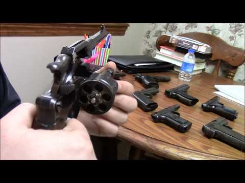 French M1892, M1935, & P-15 Handguns - French Firearms III