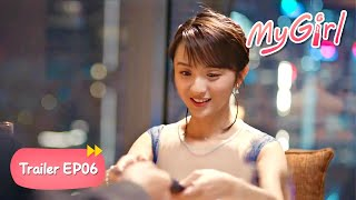 Shen Yi Gives Meng Hui A Gift That Can Change Her Life ▶ My Girl EP 06 Clip