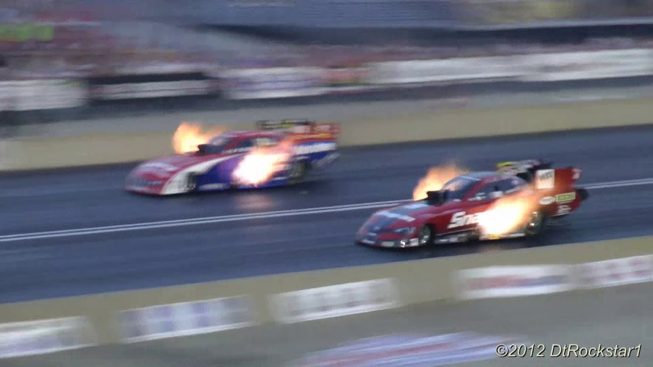 8 000 Horsepower Top Fuel Dragsters 300 mph
