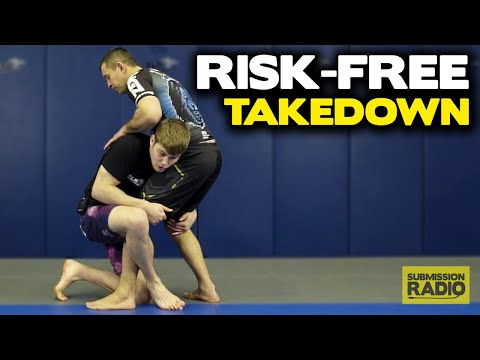Takedown WITHOUT RISK of guillotine  by UFC Lightweight Jake Matthews