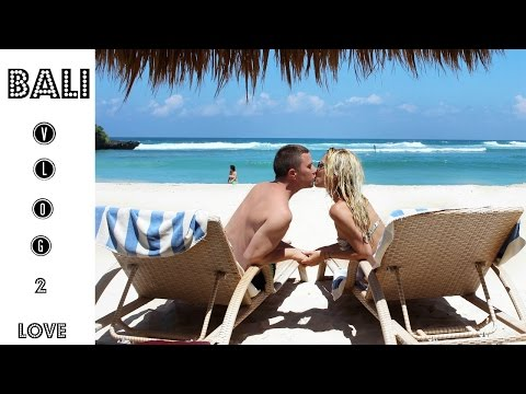 BALI VLOG 2 /  1st Wedding Anniversary trip with my LOVE ♥♥♥♥♥♥♥